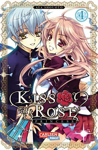 9783551795540: Kiss of Rose Princess 04
