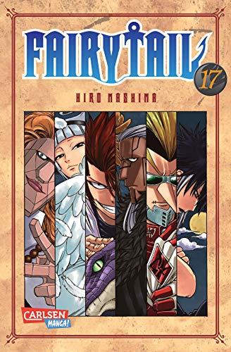9783551796271: Fairy Tail 17