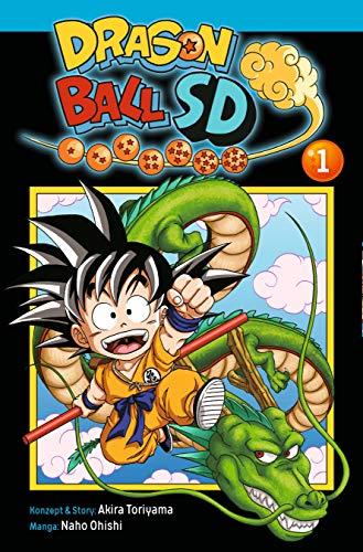 DRAGON BALL Band 1 Carlsen Manga