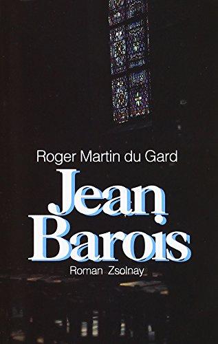 9783552002166: Jean Barois: Roman (Livre en allemand)