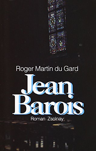 9783552002166: Jean Barois