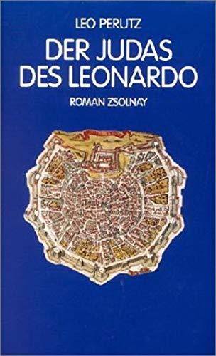 9783552011410: Der Judas des Leonardo