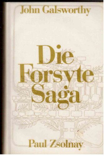 9783552024120: Die Forsyte Saga.