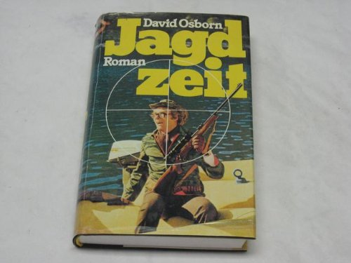 9783552027329: Jagdzeit
