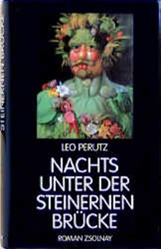 9783552027381: Nachts unter der steinernen Brücke: Ein Roman aus dem alten Prag (German Edition)