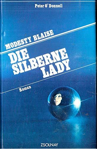 9783552028104: Modesty Blaise - Die silberne Lady: Roman