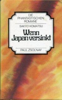 Wenn Japan versinkt: Komatsu, Sakyo