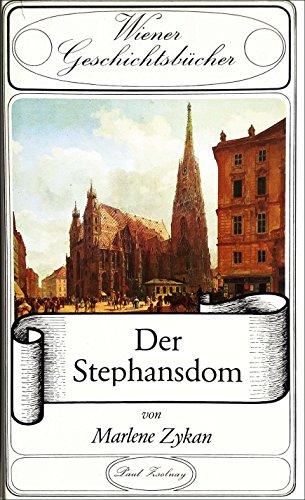 9783552033160: Der Stephansdom (Wiener Geschichtsbücher)