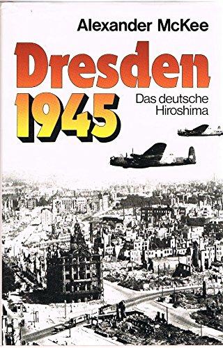 9783552035294: Dresden 1945