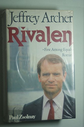 9783552037144: Rivalen. First Among Equals