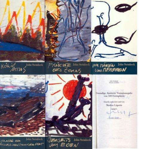Zsolnay Kunst Edition John Steinbeck. König Artus.: Steinbeck, John und