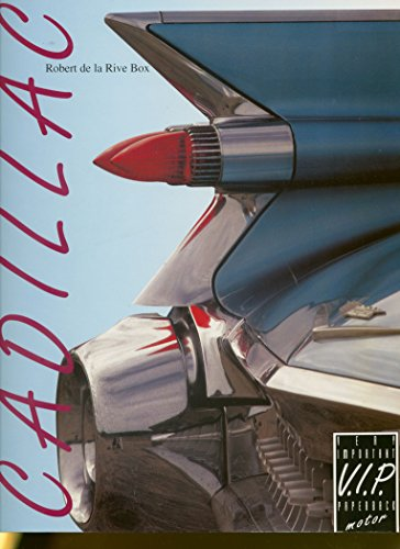 9783552051010: Cadillac. Der amerikanische Traumwagen