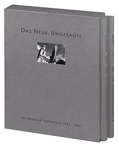 Salzburger Festspiele 1992 - 2001: Gerard Mortier