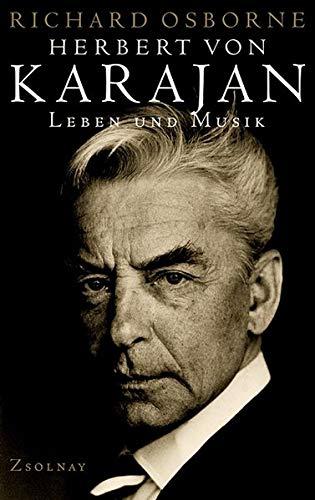 9783552051713: Herbert von Karajan