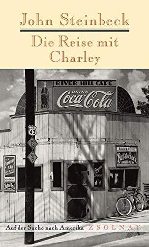 9783552051904: Die Reise mit Charley: Auf der Suche nach Amerika