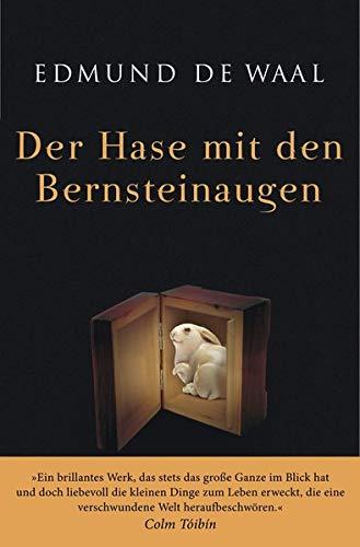 9783552055568: Der Hase mit den Bernsteinaugen: Das verborgene Erbe der Familie Ephrussi