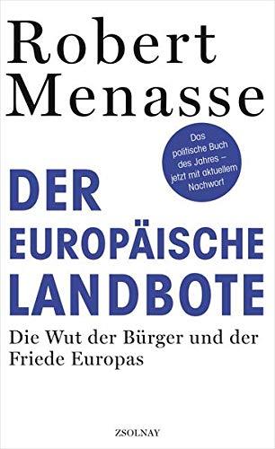 9783552056169: Der Europäische Landbote