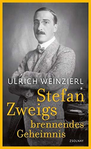 9783552057425: Stefan Zweigs brennendes Geheimnis