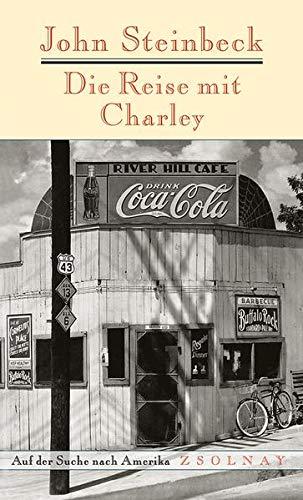 9783552057784: Die Reise mit Charley: Auf der Suche nach Amerika