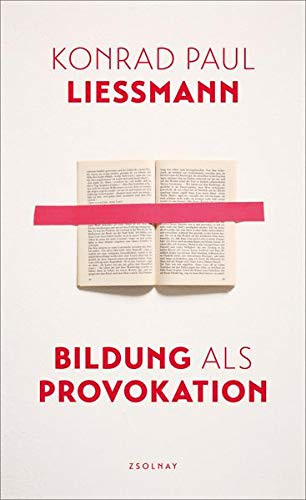 9783552058248: Bildung als Provokation