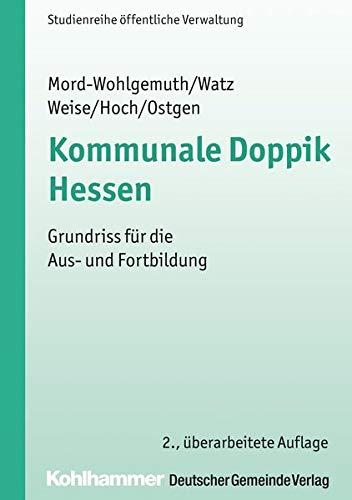 Kommunale Doppik Hessen: Bernhard Mord-Wohlgemuth