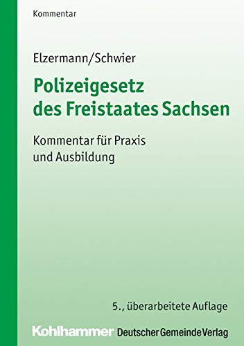 Polizeigesetz des Freistaates Sachsen: Hartwig Elzermann