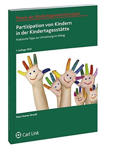 9783556061381: Partizipation von Kindern in der Kindertagesstätte