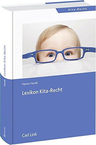 Lexikon Kita-Recht: Marion Hundt