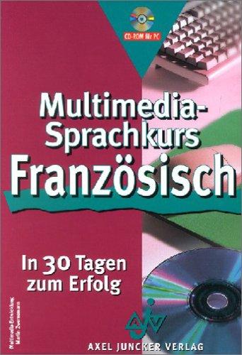 9783558720019: Multimedia-Sprachkurs Französisch