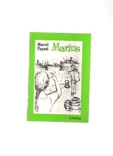 Marius : pièce représ. pour la 1.: Pagnol, Marcel: