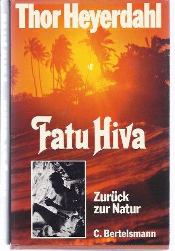 9783570000359: Fatu-hiva Back To Nature