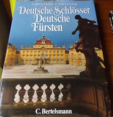 9783570001066: Deutsche Schlösser, deutsche Fürsten (German Edition)
