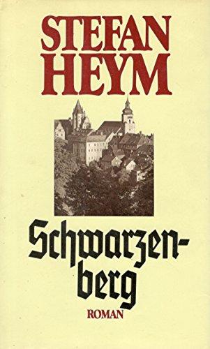 9783570001400: Schwarzenberg: Roman