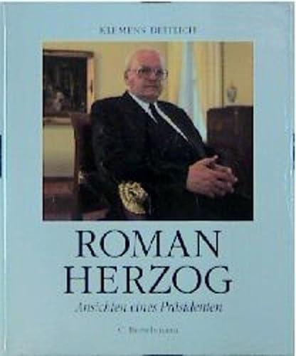 9783570001479: Roman Herzog: Ansichten eines Präsidenten (German Edition)