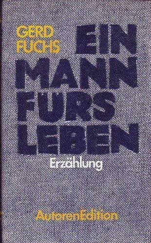 9783570002322: Ein Mann für's Leben: Erzählung (German Edition)