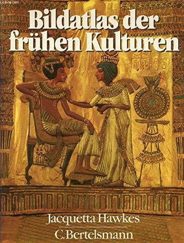 9783570005347: Bildatlas der frühen Kulturen.