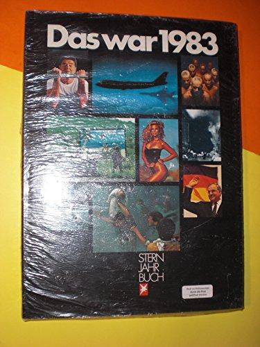 9783570005651: Das war 1983. Stern-Jahrbuch