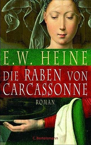 9783570007679: Die Raben von Carcassonne.