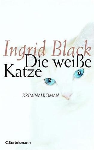 9783570007693: Die weiße Katze. Kriminalroman