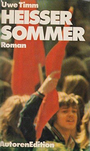 9783570008683: Heisser Sommer: Roman