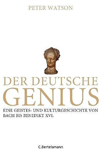 Der deutsche Genius: Peter Watson