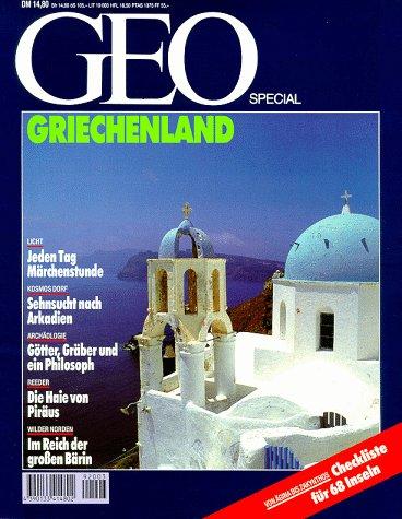 9783570010860: Geo Special Kt, Griechenland