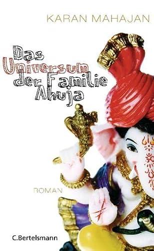 9783570011171: Das Universum der Familie Ahuja