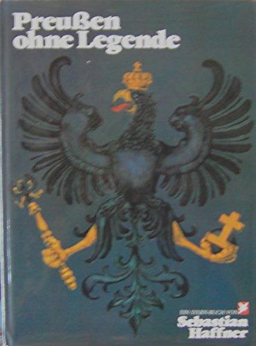9783570011232: Preussen ohne Legende (Stern Buch) (German Edition)