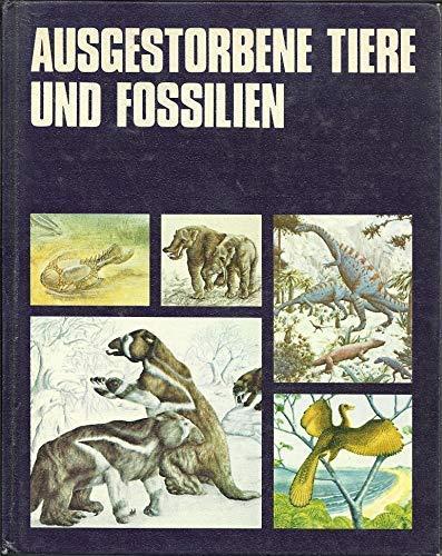 Ausgestorbene Tiere und Fossilien: Menott, Mazzini (Text)