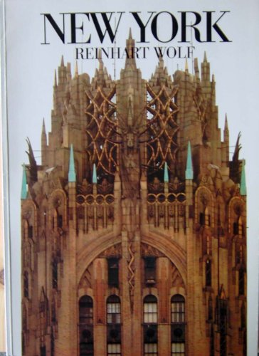 New York in Photographien (Ein Stern-Buch) (German Edition) (3570017745) by Reinhart Wolf