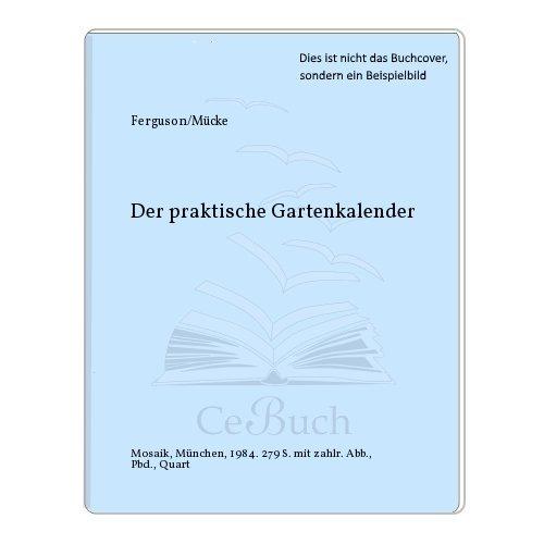 9783570029343: Der praktische Gartenkalender