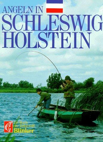 9783570029442: Angeln in Schleswig- Holstein.