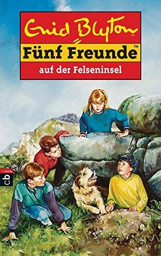 Fünf Freunde auf der Felseninsel - Fünf Freunde und der Zauberer Wu - und andere - 9Bände gesamt - Blyton, Enid