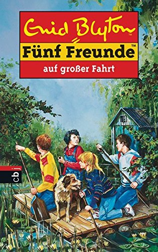 Fünf Freunde, Neubearb., Bd.10, Fünf Freunde auf großer Fahrt (Einzelbände, Band 10) - Blyton, Enid